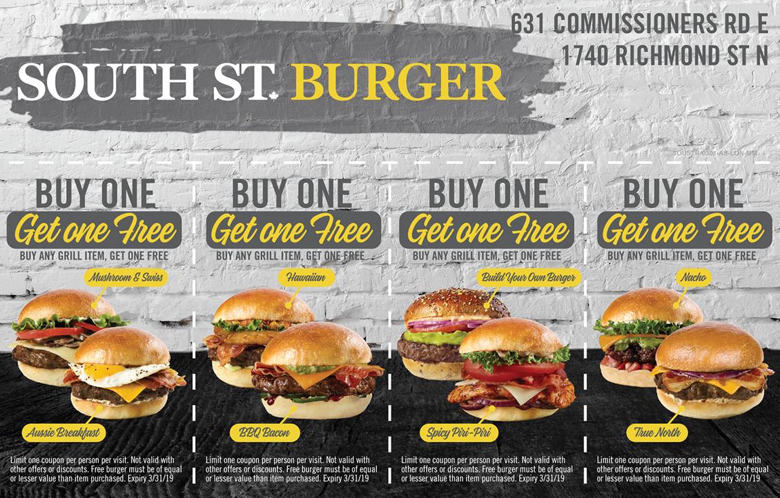 free food coupons london
